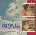 Brenda Lee - All the Way / Sincerely [REMASTERED]