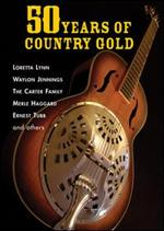 Various Artists - 50 Years of Country Gold [DVD]
