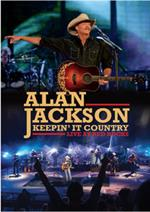 Alan Jackson - Keepin It Country: Live at Red Rocks (DVD)