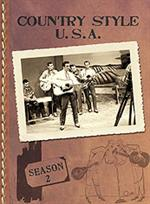 Various Artists - Country Style U.S.A. - Season 2 [DVD]