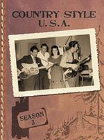 Various Artists - Country Style U.S.A. - Season 3 [DVD]