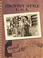 Various Artists - Country Style U.S.A. - Season 4 [DVD]