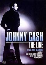 Johnny Cash - The Line : Walking with a Legend [DVD]