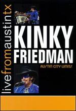 Kinky Friedman - Live from Austin, TX [DVD]