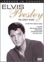 Elvis Presley - The Early Years [DVD]