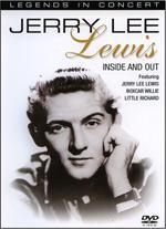 Jerry Lee Lewis - And Friends - Inside and Out [DVD]