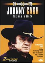 Johnny Cash - The Man In Black [DVD & CD]