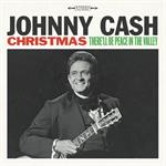 Johnny Cash - Christmas: There\'ll Be Peace in the Valley   [VINYL]