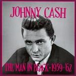 Johnny Cash - The Man in Black: 1959-1962 [BOX SET]