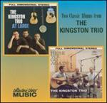 Kingston Trio - At Large / Here We Go Again!