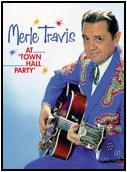 Merle Travis - At Town Hall Party  [DVD]