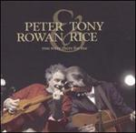 Peter Rowan & Tony Rice - You Were There for Me