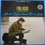 Phil Ochs - All the News That\'s Fit to Sing [Vinyl]