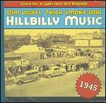 Various Artists - Dim Lights, Thick Smoke 1945