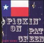 Various Artists - Pickin\' on Pat Green