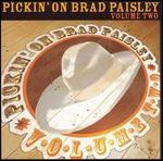 Various Artists - Pickin\' on Brad Paisley Vol. 2
