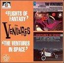 The Ventures - Flights Of Fantasy/In Space