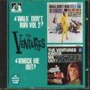 The Ventures - Walk Don\'t Run Vol. 2 / Knock Me Out