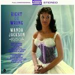 Wanda Jackson - Right Or Wrong + 4 bonus tracks [VINYL]