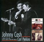 Johnny Cash - I Walk the Line/Little Fauss & Big Halsy  [SOUNDTRACK]